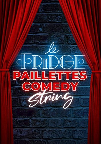 Paillettes Comedy String
